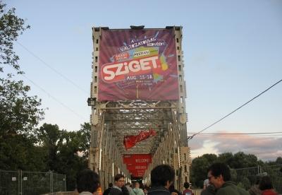 Anche quest'anno Punkadeka è allo Sziget