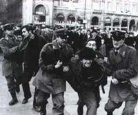 VIRUS: CONTAMIN-AZIONE PUNK A MILANO Anni 70: La crisi Italiana
