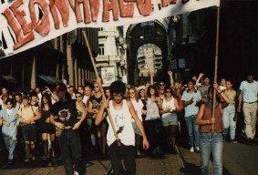 VIRUS: CONTAMIN-AZIONE PUNK A MILANOI primi centri sociali