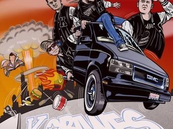 KOBANES: in streaming lo split coi The Prozacs