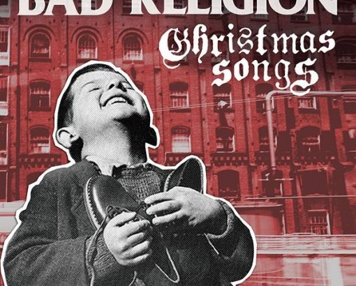 BAD RELIGION: Full streaming dell'album di Natale