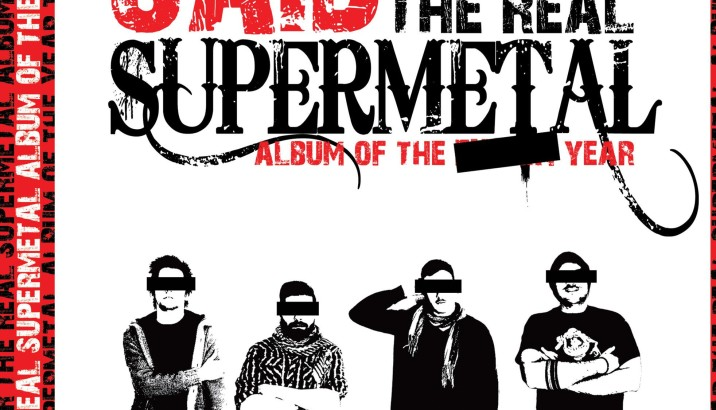 "SAID: Nuovo Album e Video da ""The Real Supermetal Album Of The Year"""