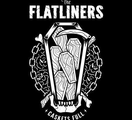 "THE FLATLINERS: dettagli del 7"" ""Caskets Full"""