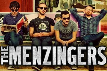 THE MENZINGERS in studio per il nuovo album