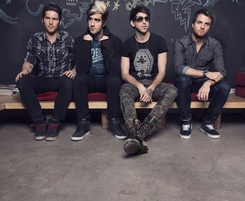 ALL TIME LOW: A Love Like War tour
