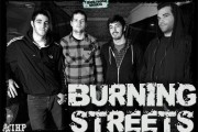 BURNING STREETS: nuova canzone on-line