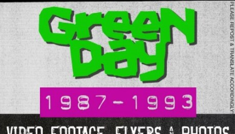 GREEN DAY: documentario dal 1987 al 1993