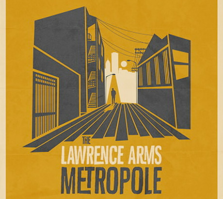 THE LAWRENCE ARMS: nuovo album a gennaio per la Epitaph Records