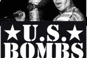 U.S. BOMBS in Italia per un unica data a novembre