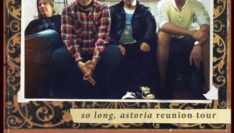 "THE ATARIS: reunion della line up di ""So Long, Astoria""!"