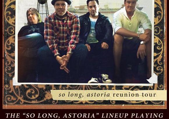 """THE ATARIS: reunion della line up di """"So Long, Astoria""""!"""