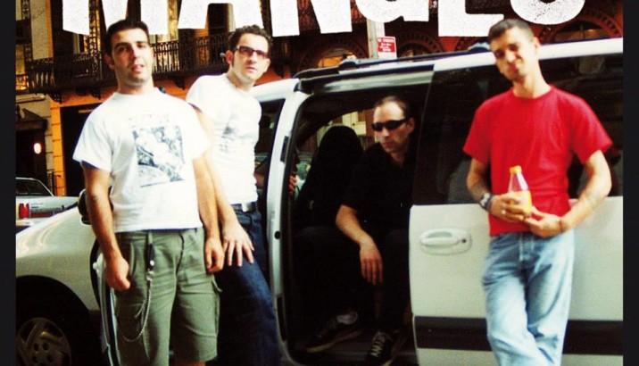 THE MANGES: novità dai punk-rock veterans