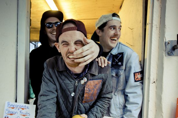 GNARWOLVES: nuovo album in free download!