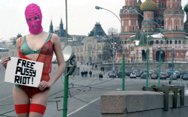 Pussy Riot film candidato agli Oscar