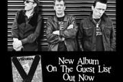 THE VIBRATORS: ritorno in Italia della storica punk band
