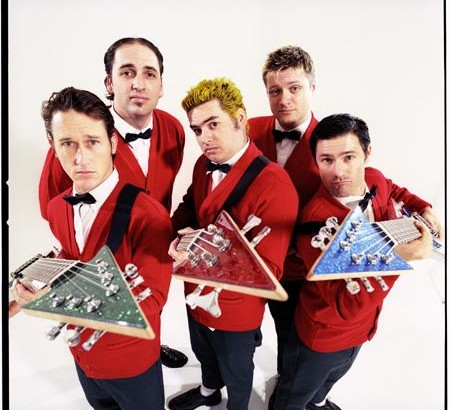 Fat Mike: news sui ME FIRST AND THE GIMME GIMMES