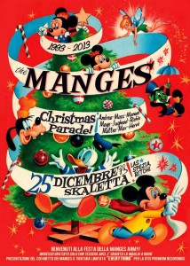 The Manges Christmas Parade