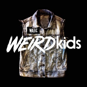 "WE ARE THE IN CROWD annunciano ""Weird Kids"""