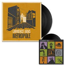 "THE LAWRENCE ARMS: ""Metropole"" in streaming!"