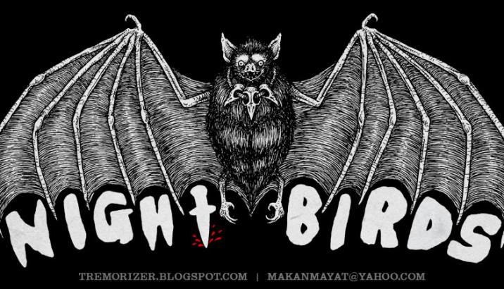 NIGHT BIRDS: nuovo EP in arrivo