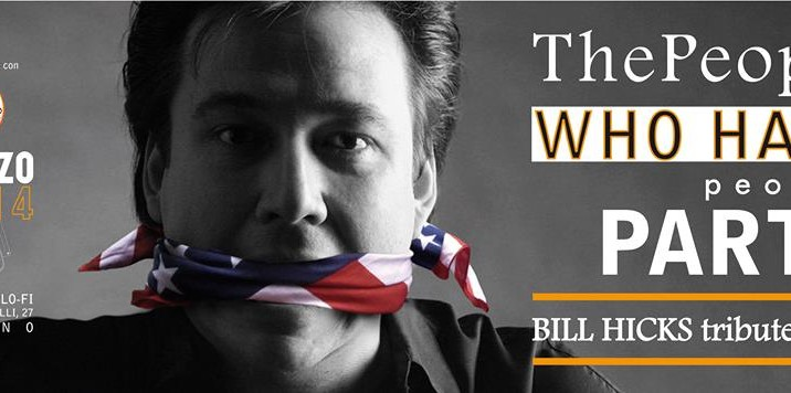 Tributo a Bill Hicks: ecco il video dei Goat Boys