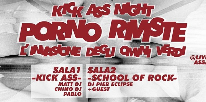 Stasera KICK ASS NIGHT al forum