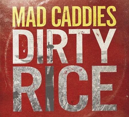 Dettagli del nuovo album dei MAD CADDIES