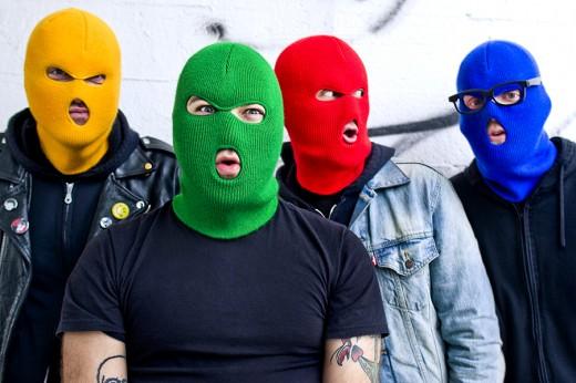 Pronto il nuovo album dei MASKED INTRUDER