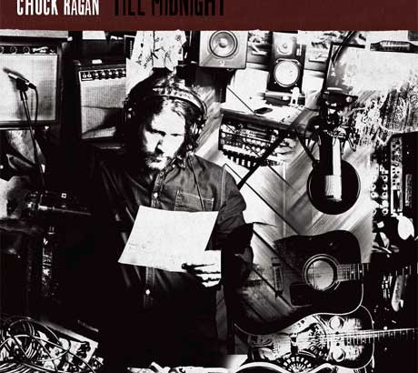 "CHUCK RAGAN: Streaming di ""Till Midnight"" e data italiana a Giugno"