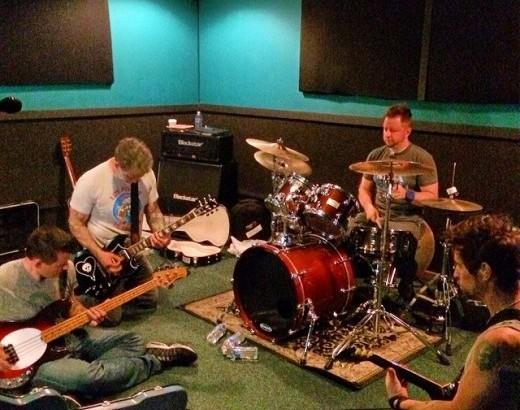 Cominciano i lavori per il nuovo album degli H2O