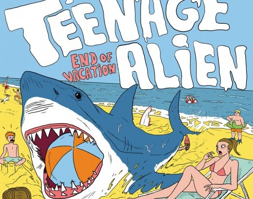 EP in streaming per gli I WAS A TEENAGE ALIEN