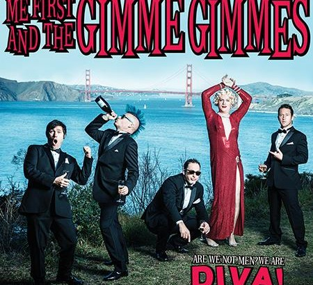 I dettagli del nuovo album dei ME FIRST AND THE GIMME GIMMES