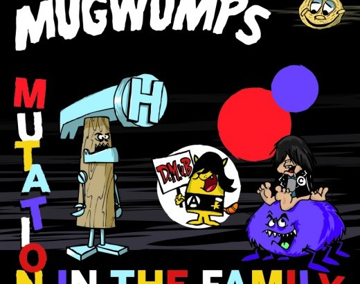 Streaming del nuovo album dei MUGWUMPS