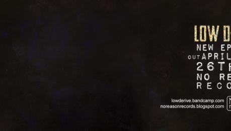 In arrivo il nuovo EP dei LOW DERIVE