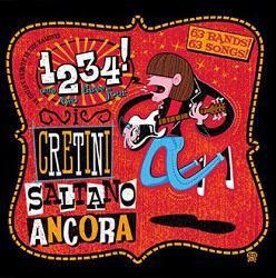 """E' uscito il tibuto ai Ramones """"1-2-3-4 I Cretini Saltano Ancora"""" !"""