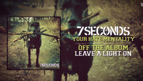 "7 SECONDS: primo singolo estratto da ""Leave a Light On"""