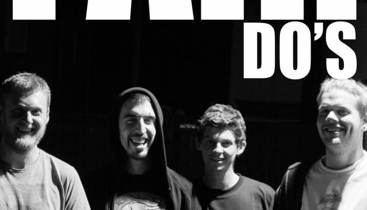 """NOREASON RECORDS: Annunciata l'uscita di """"Trying Time"""" nuovo EP dei FAIR DO'S"""