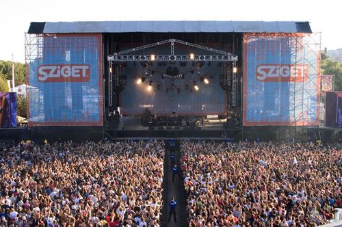 SZIEGET FESTIVAL 2014