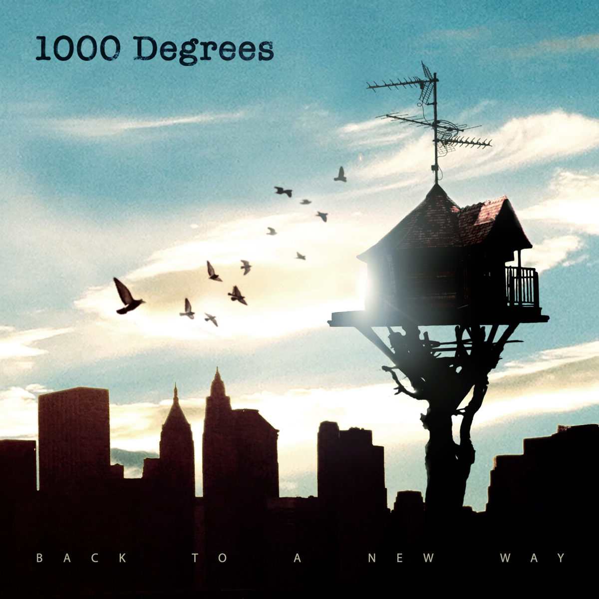1000 DEGRESS: Back to a new way