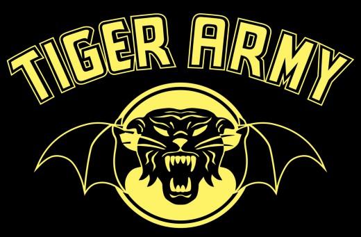 TIGER ARMY: nuovo album nel 2015