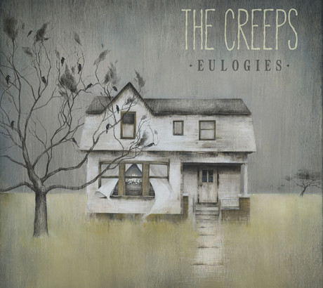 "THE CREEPS: ""Eulogies"" in streaming"