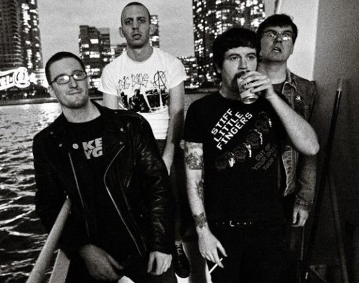 NIGHT BIRDS: firma per la Fat Wreck