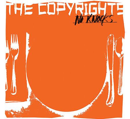 """THE COPYRIGHTS: 7"""" per la Fat Wreck"""