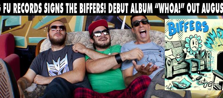 BIFFERS: firma per Kung Fu Records!