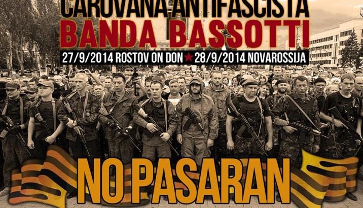 BANDA BASSOTTI: Carovana Antifascista nel Donbass – Ukraina