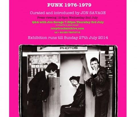 Punk in mostra a Londra (fino al 4 Agosto)