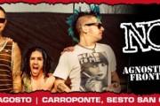 Nofx + Agnostic Front + Old Firm Casuals: domani sera al Carroponte