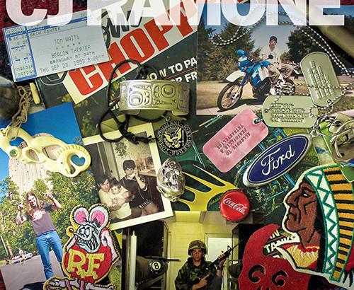 """CJ RAMONE: firma per Fat Wreck e nuovo 7"""" in uscita"""