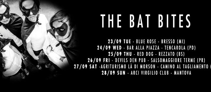 Da domani BAT BITES in Italia