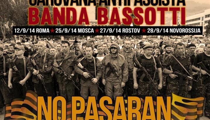 Parte per Mosca la Carovana Antifascista!